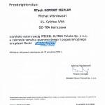 certyfikat-hydrotherm