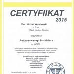 certyfikat-junkers